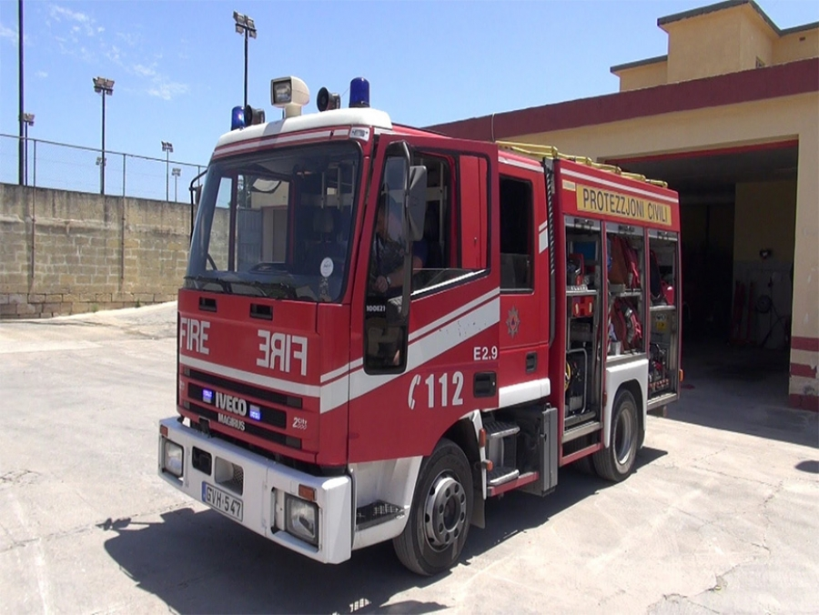 Permit for Santa Venera fire station confirmed